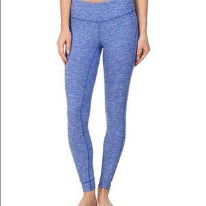 new balance blue leggings